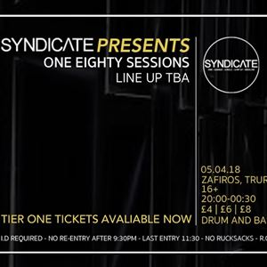 Syndicate Presents: 180 Sessions