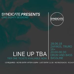 Syndicate Presents : 180 Sessions