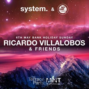 system & Set One Twenty Terrace Party - May 6th