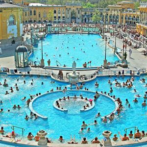 Szechenyi Spa Skip the line tickets