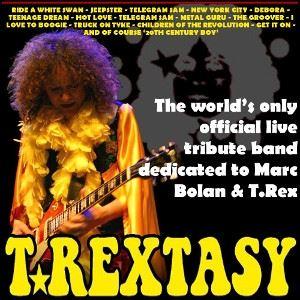 T.Rextasy - The Marc Bolan 41st Commemorative