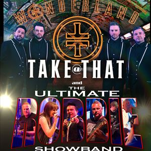 Take that and Robbie Williams showband tribute