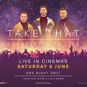 Take That: Greatest Hits Live Stream