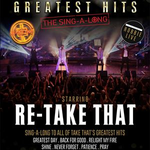 TAKE THAT - Greatest Hits - Starring: Re-Take That