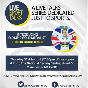 Tales from the track with Elinor Barker MBE