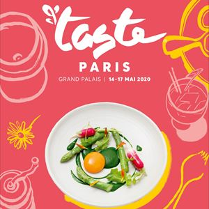 TASTE OF PARIS - DIMANCHE SESSION JOURNEE