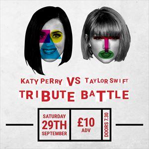 Taylor Swift vs Katy Perry Tribute Battle