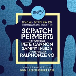 TDO with Scratch Perverts & More