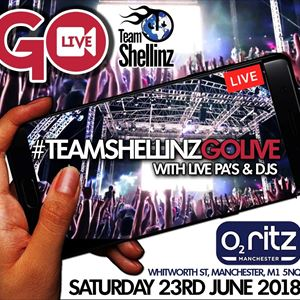 Team Shellingz presents Go Live
