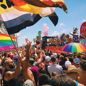 Tel Aviv Beach Party