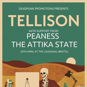 Tellison, Peaness and The Attika State
