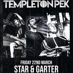 Templeton Pek - Manchester.