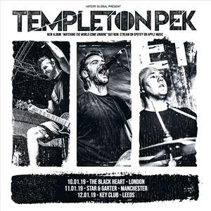 Templeton Pek - Manchester