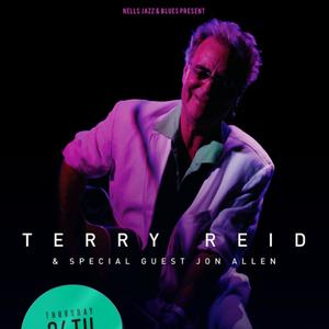 Terry Reid & Special Guest Jon Allen