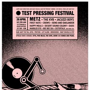 Test Pressing Festival