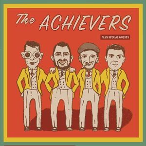 The Achievers Live at Strings Bar & Venue