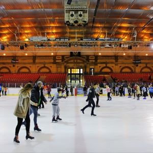 The Alexandra Palace Ice Rink - Sunday Chill Out