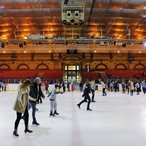 The Alexandra Palace Ice Rink