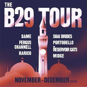 The B29 Tour, Nottingham