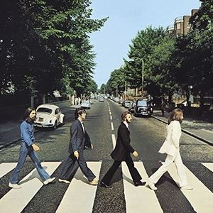 """The Beatles """"Abbey Road"""" Lytte Event"""