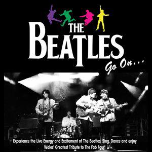 The Beatles Go On @ Caldicot Football Club