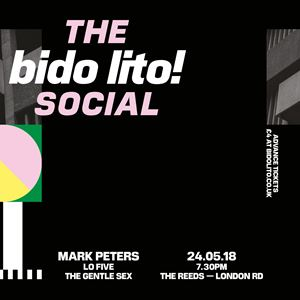 The Bido Lito! Social w/ Mark Peters
