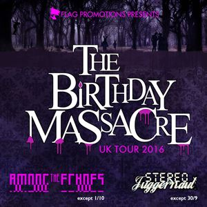 The Birthday Massacre - Meet & Greet Experience