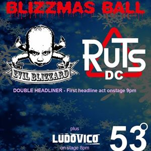 The Blizzmas Ball