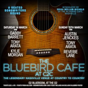 The Bluebird Cafe At C2C