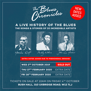 The Blues Chronicles - A Live History of The Blues
