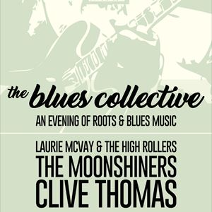 The Blues Collective - Live at Strings Bar & Venue