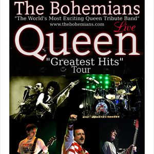 The Bohemians -  Celebration of Queen