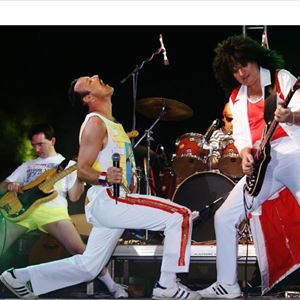 the bohemians present a night of queen