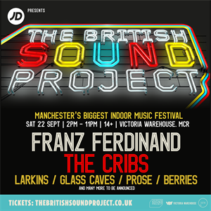 The British Sound Project 2018 - Franz Ferdinand