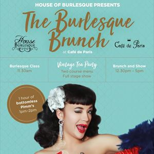 The Burlesque Brunch