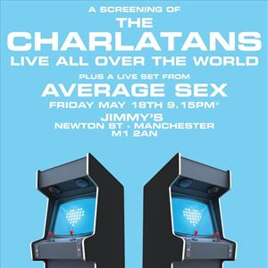The Charlatans - Live All Over The World