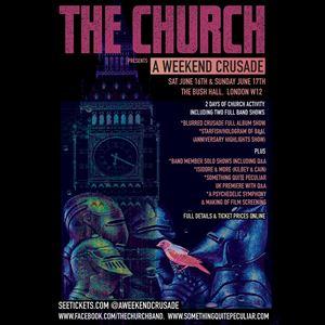 The Church Presents  'A Weekend Crusade'