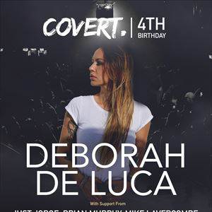 The Covert 4th Birthday