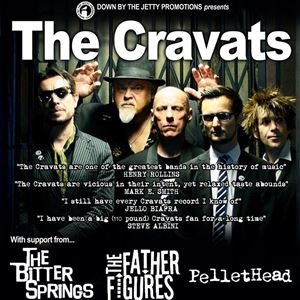 The Cravats + The Bitter Springs