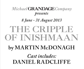 The Cripple Of Inishmaan - Michael Grandage Season