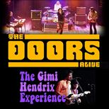 The Doors Alive + The Gimi Hendrix Experience
