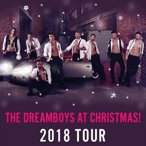The Dreamboys at Christmas - (2018 Tour)