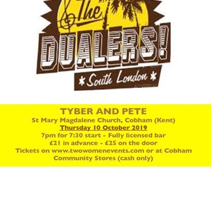 The DUALERS DUO tickets in