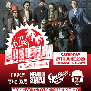 The Dualers,From The Jam Live in Chelmsford