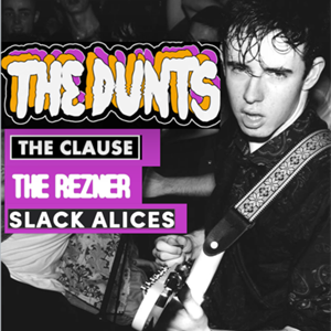 The Dunts plus special guests
