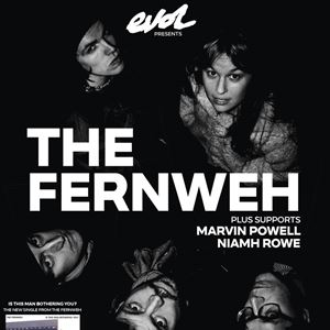 The Fernweh with Marvin Powell and Niamh Rowe