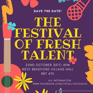 The Festival Of Fresh Talent