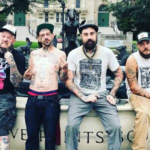 The Goddamn Gallows and Gallows Bound