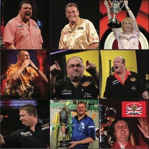 The Grand Masters of Darts 2018