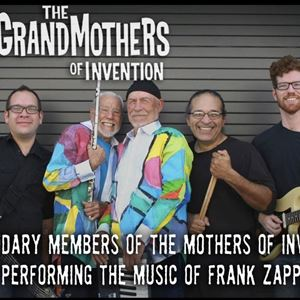 The Grandmothers Of Invention - Farewell tour